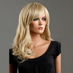Dámská blond Paruka Lanella S-12