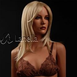Dámská blond paruka Lanella D-12
