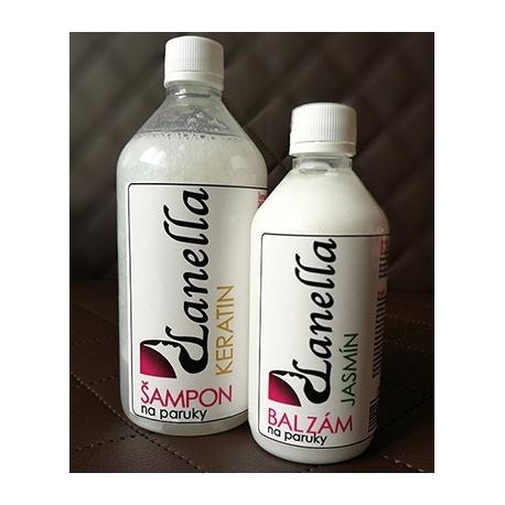 Šampon a balzam na paruky - SADA
