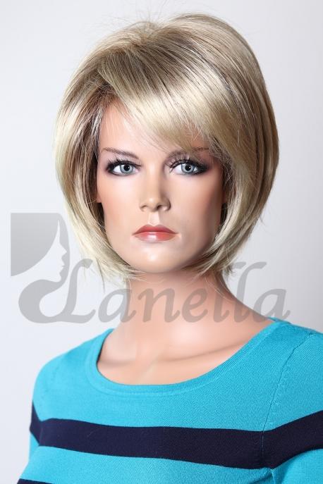 Dámská blond paruka Lanella K-35