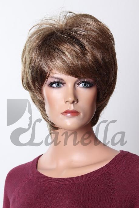 Dámská blond paruka Lanella K-23