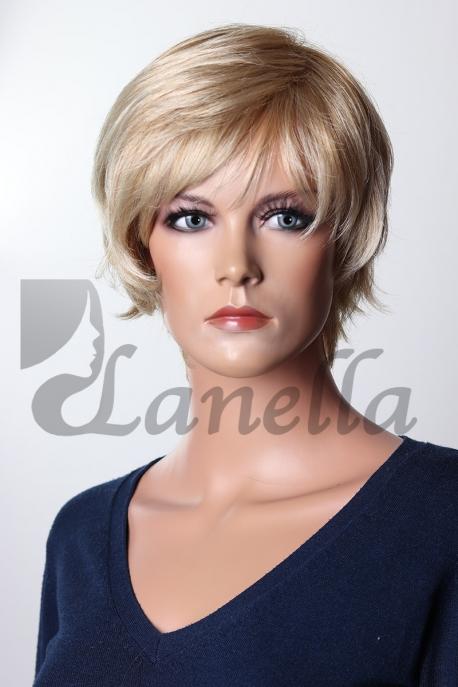 Dámská blond paruka Lanella K-41