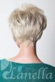 Dámská blond paruka krátká K-51