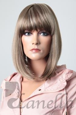 Plavá blond paruka Lanella K-71, mikádo, podkova