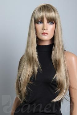 Dámská blond paruka dlouhá Lanella DN2