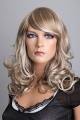 Dámská plavá blond paruka Lanella SN35