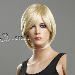 Dámská blond paruka Lanella K-07