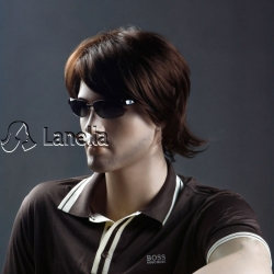 Pánská paruka Lanella P-07